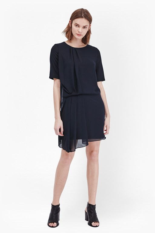 Complete the Look Florrie Drape Dress
