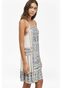 Island Maze Embellished Strappy Dress
