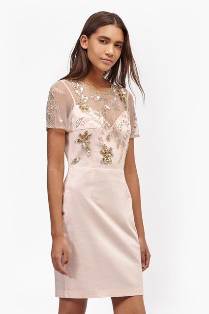 Horizon Light Embellished Dress
