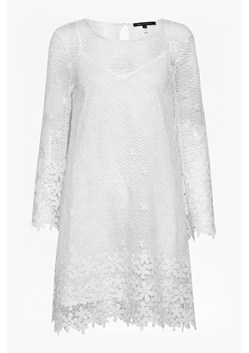 Posy Lace Bell Sleeve Dress