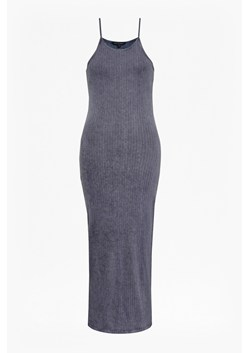 Nikki Acid Ribbed Column Dress
