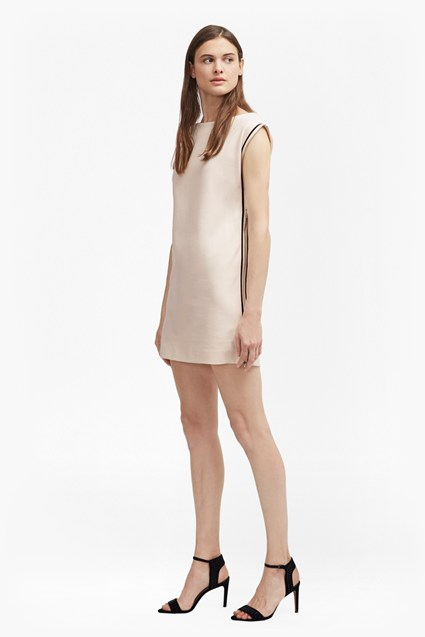 Lula Stretch Zip Tunic Dress