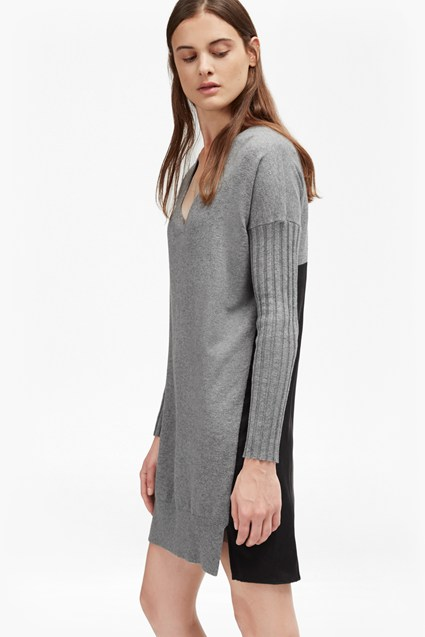 Aries Knits Wool Jumper Dress