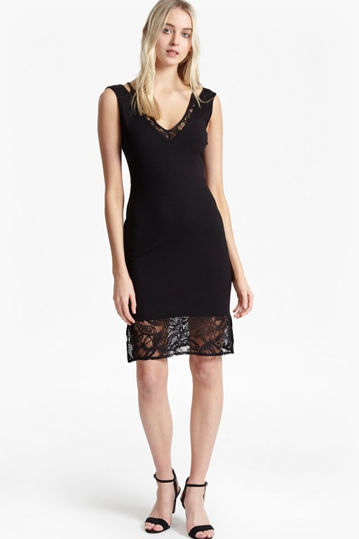 tatlin beau jersey bodycon dress