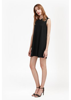Northern Fold Back Shift Dress