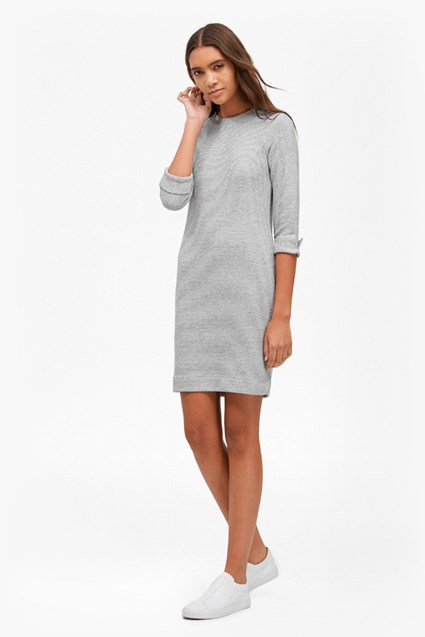 Summer Sudan Marl Jumper Dress