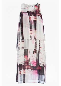 Cornell Sheer Printed Dress