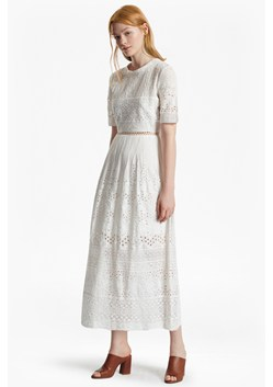 Hesse Embroidered Maxi Dress