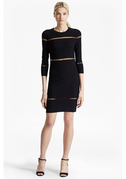 Danni Ladder Stitch Knitted Dress