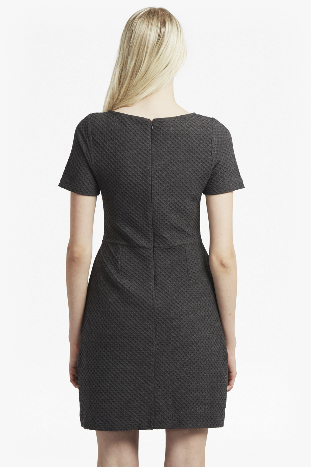 Womens Texture Check Dress French Connection mYMSvq
