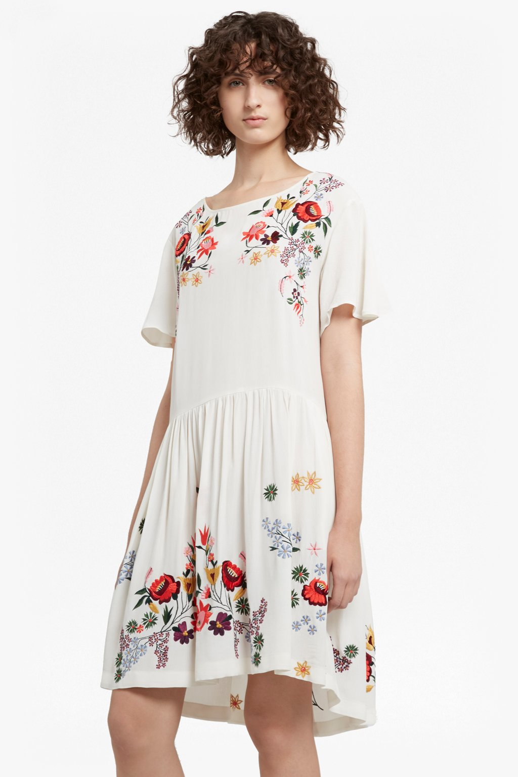 Alice Embroidered Collections French Connection Dress Drape pBrnqwHp