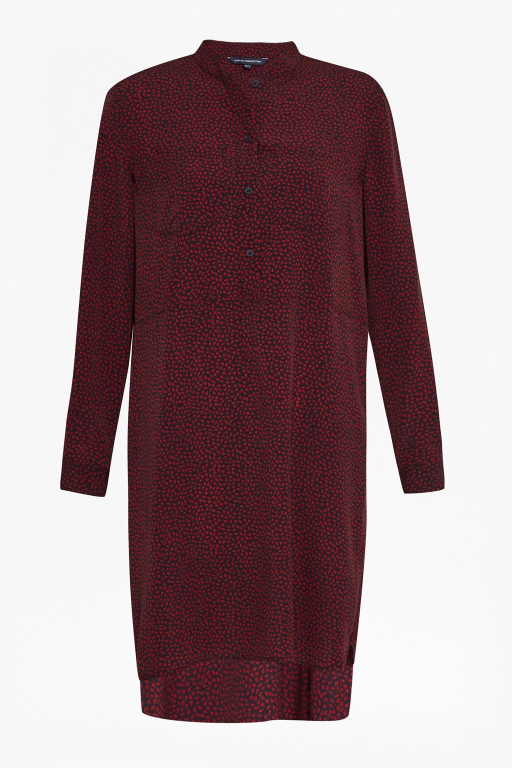 Callie lightweight crepe shirt dress dresses french for French connection shirt dress