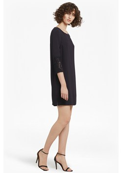 Ensor Crepe Tunic Dress
