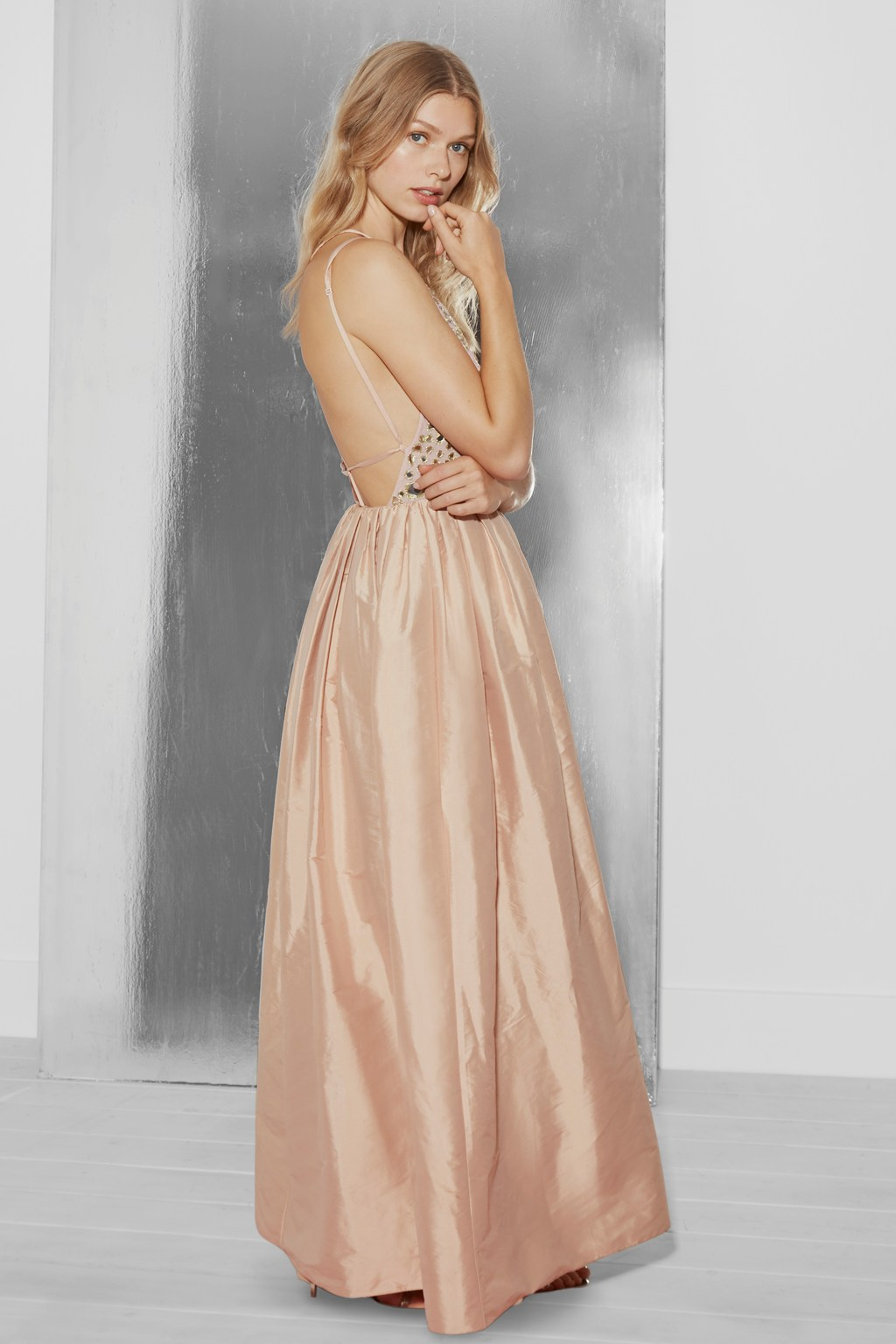 364e979b13f8 Eloise Mirrors Maxi Dress | Collections | French Connection
