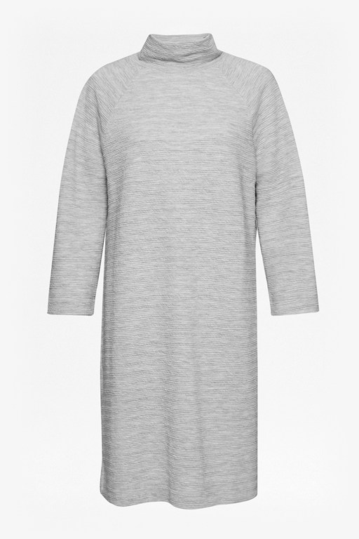lola sudan high neck dress