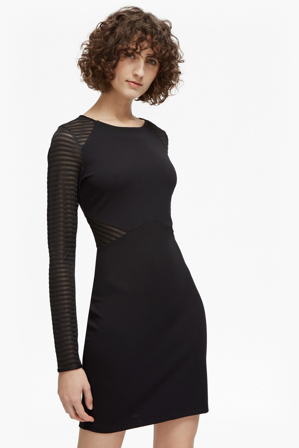 Thiestis Jersey Bodycon Dress | Collections | French Connection
