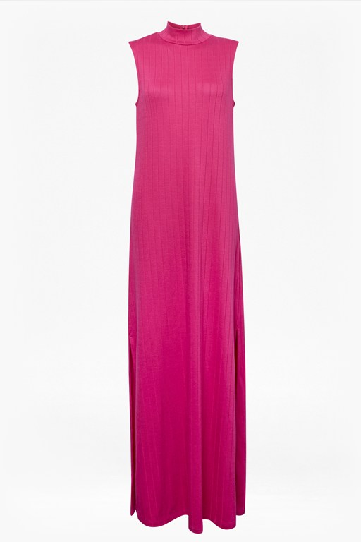 Black knotted maxi dress from perfect haze