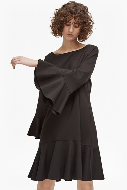 Matuku Lula Bell Sleeve Dress