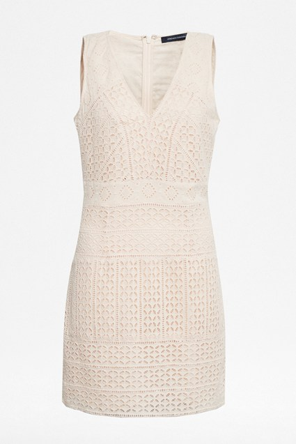 Schiffley Summer Cage Dress