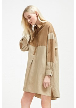 Caspia Linen Shirt Dress