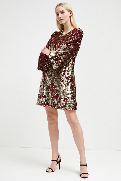 Ethel Sequin Tunic Dress
