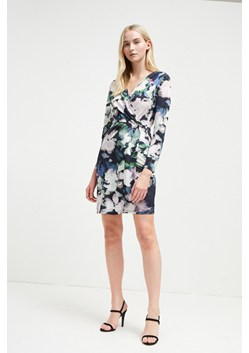 Frith Sheen Jersey Wrap Dress