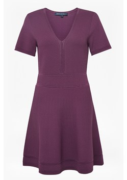 Ellie Knit Fit and Flare Dress