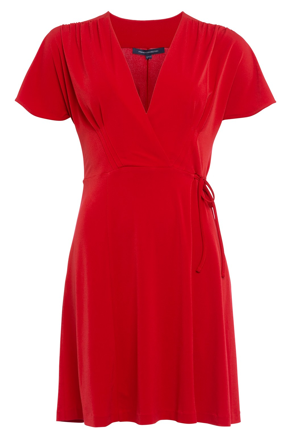 8a3de2614f1 Alexia Crepe Jersey Wrap Dress | Collections | French Connection