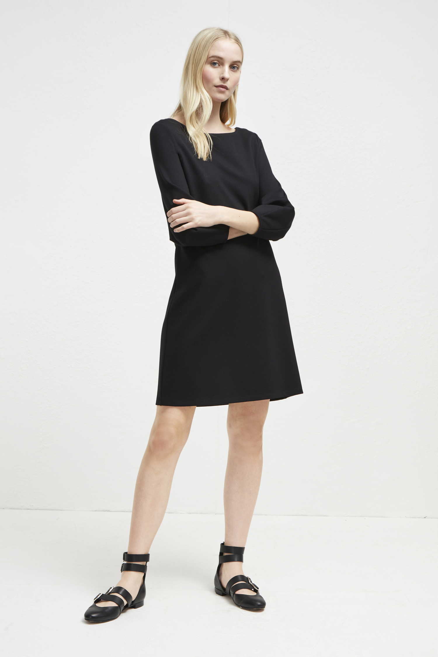 c718c92e72 Luella Ponte Jersey Tunic Dress