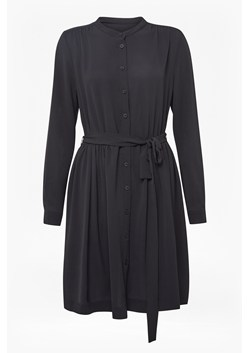 Komo Plains Belted Shirt Dress