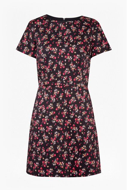 Florence Cotton Floral Dress