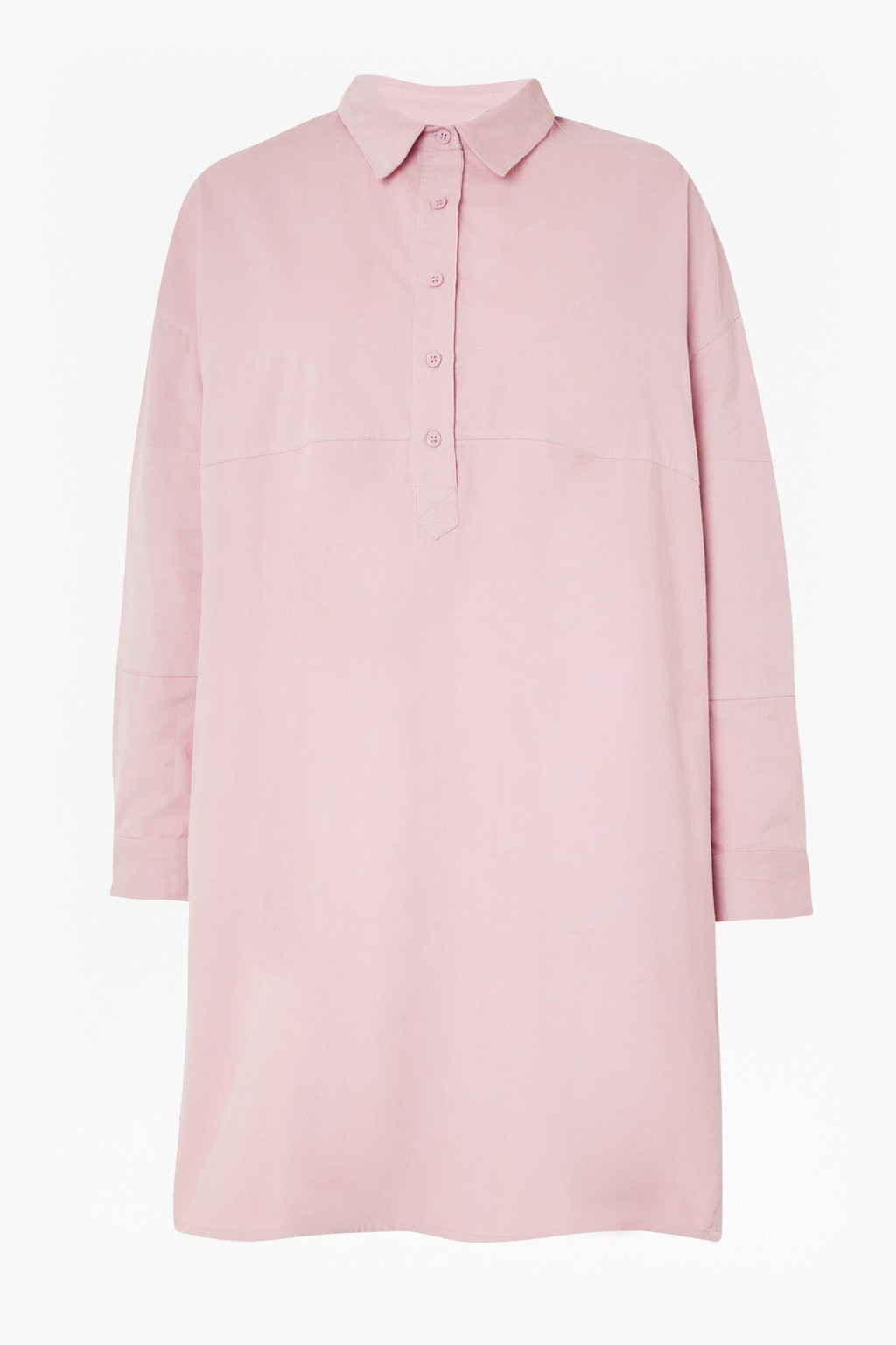 1e34dfe250 Caspia Baby Cord Shirt Dress | Collections | French Connection