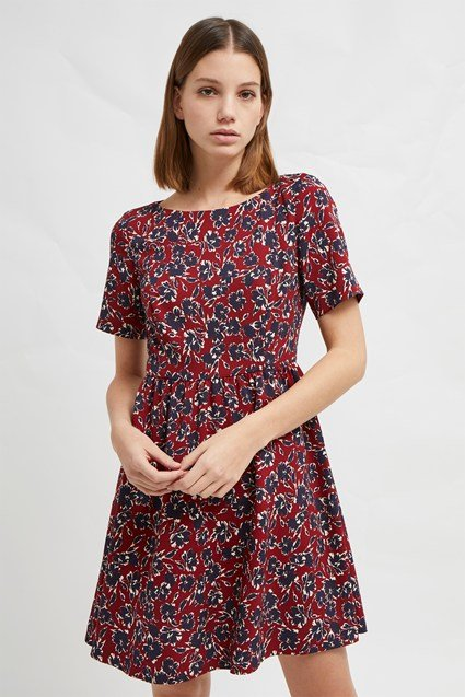 Audrene Fit and Flare Dress