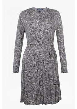 Brunella Meadow Leopard Shirt Dress