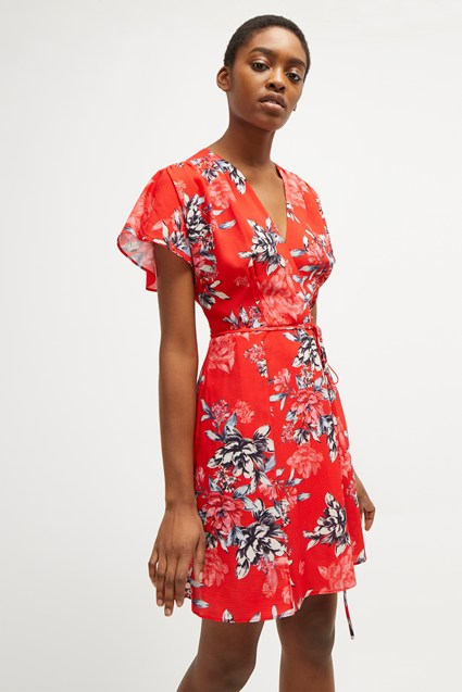 dbf93b4e Coletta Printed Dress | Collections | French Connection