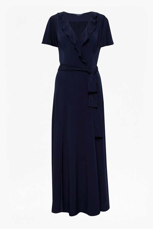 mahi slinky jersey maxi dress