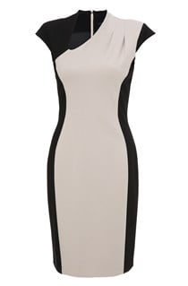 Jubilee Jersey Capped Dress