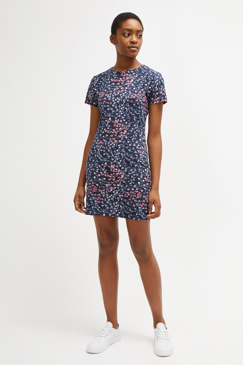9362f202641 Frances Jersey Floral Dress | Collections | French Connection