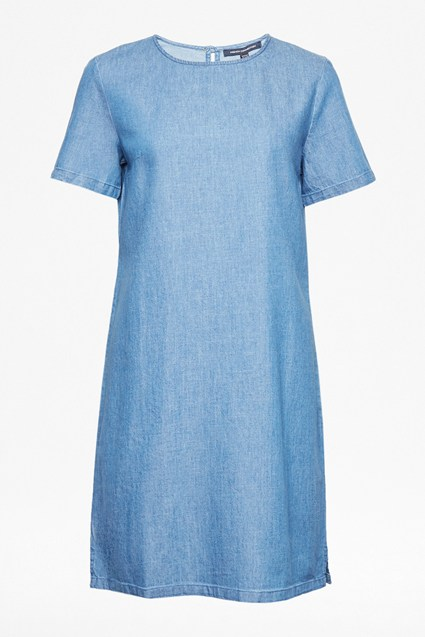 Eve Denim Dress