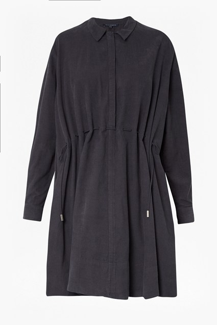 Smythson Baby Cord Shirt Dress