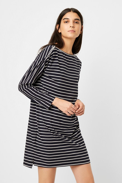 rosana tim tim shift dress