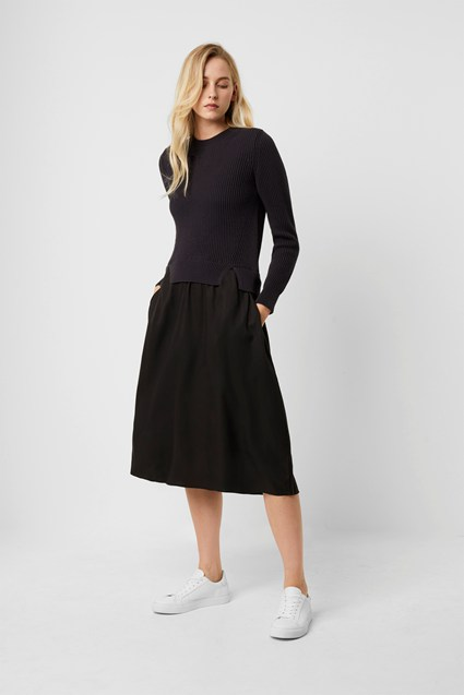 Sienna Mozart Mix Layered Dress
