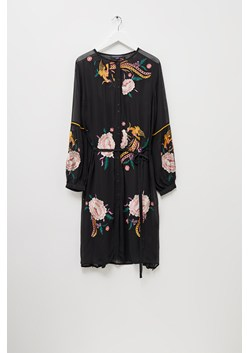Ayee Embroidered Button Down Dress