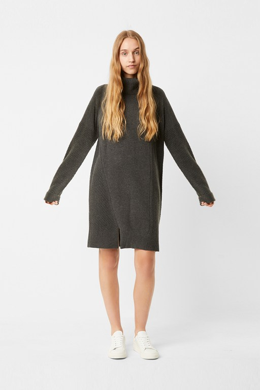 river vhari knits jumper dress