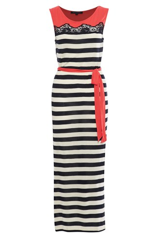 Lacey Lou Striped Dress