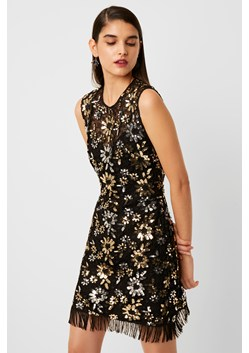 Fia Lace Sparkle Sequin Dress