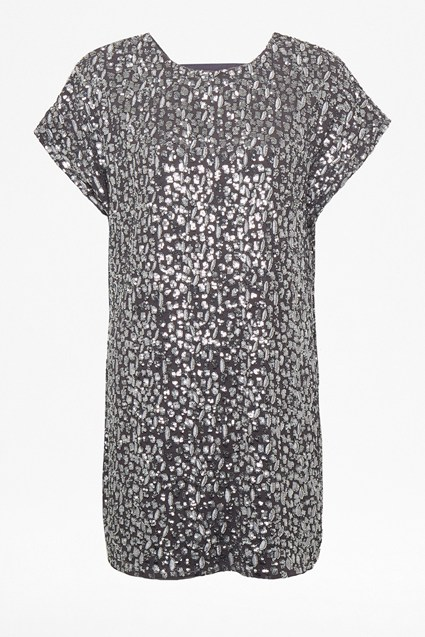 Aatami Embellished T-Shirt Dress