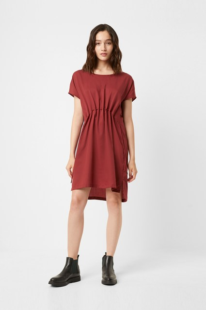 Clarita Lyocell Drawcord Dress