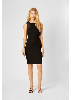 Manhatten Jersey Sleeveless Panelled Dress