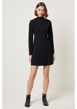 Saphira Beau Jersey High Neck Dress